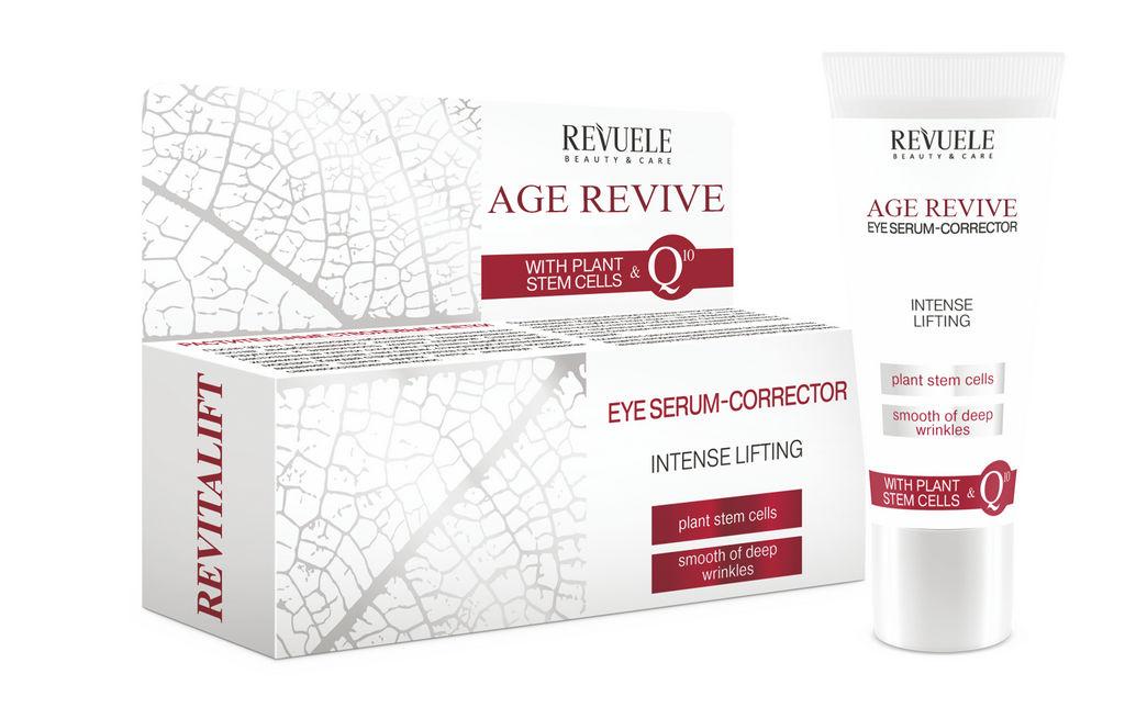 Lifting serum Revuele Age Revivie, očesni, efekt, 25ml