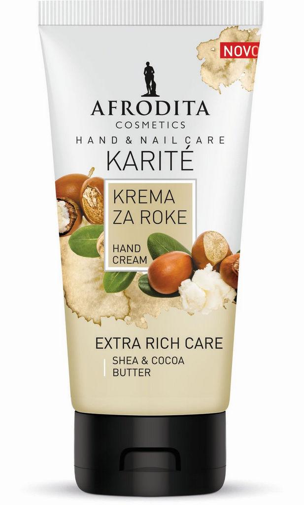Krema za roke Afrodita, Aroma rich, 75 ml