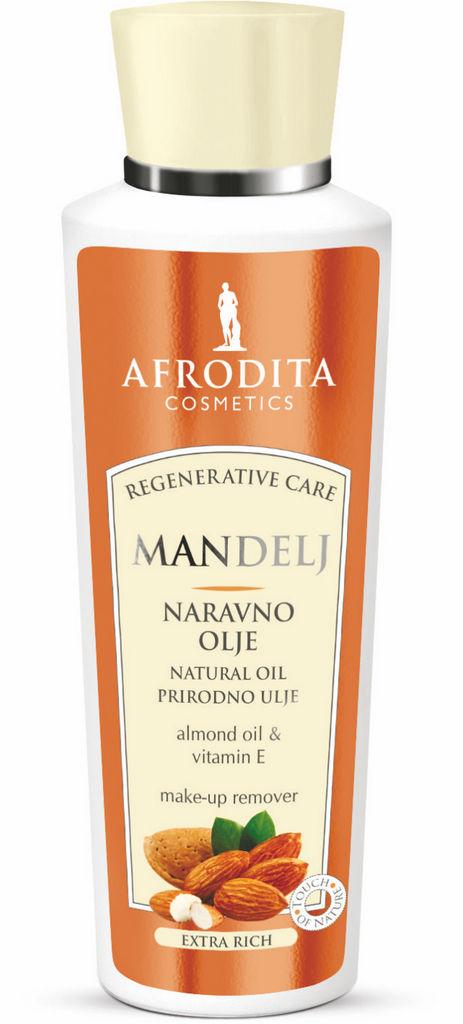 Odstranjevalec liči Afrodita, Mandljevo olje, 150 ml