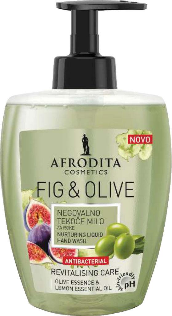 Milo tekoče Afrodita, Fig & Olive, 300 ml