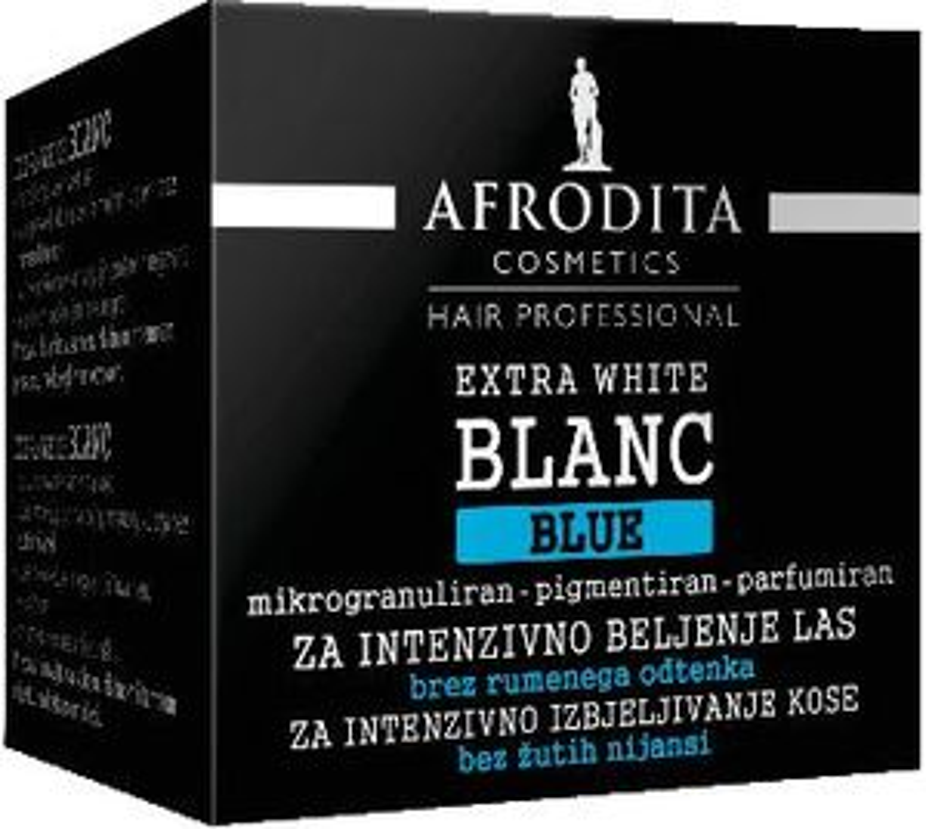 Blanc za beljenje las Afrodita, Extra White, 50 g