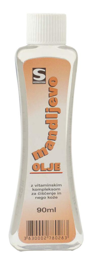 Olje za telo mandelj, 90ml