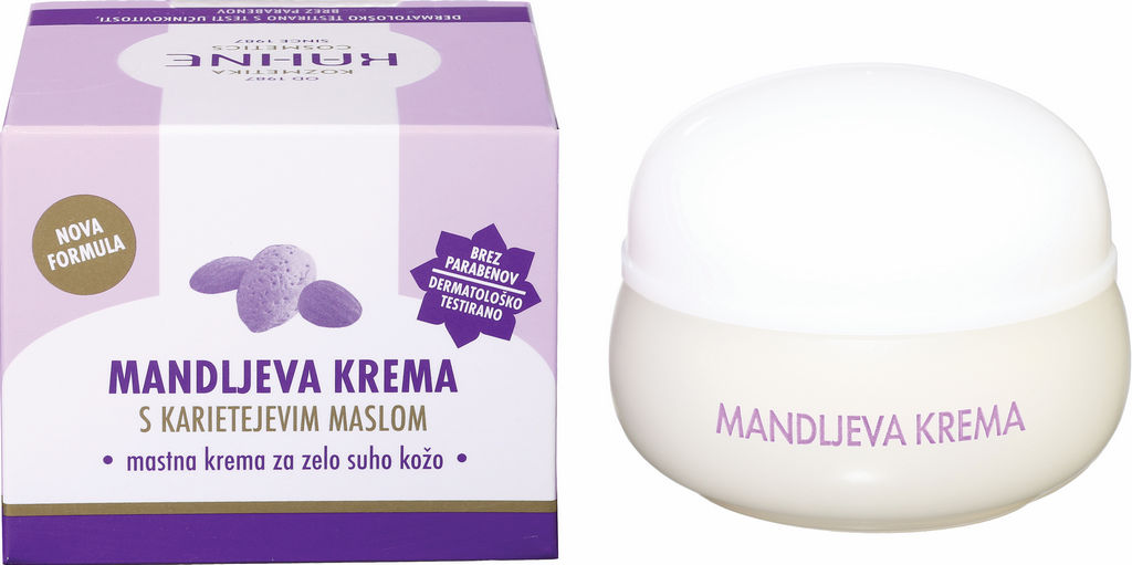 Krema Kahne, Mandelj, 45 ml