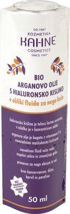 Olje Bio Kahne, Argan, hialuronska kislina, 50 ml