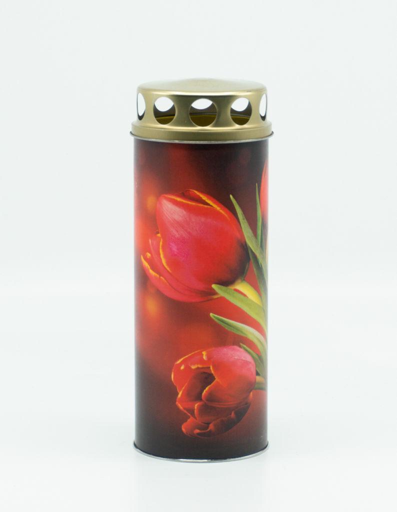 Sveča Eko tulipan, papirnata