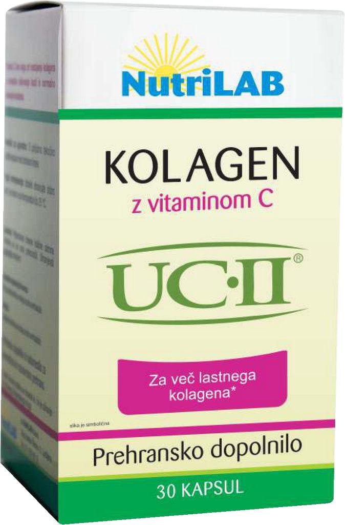 Prehransko dopolnilo Kolagen z vitaminom C