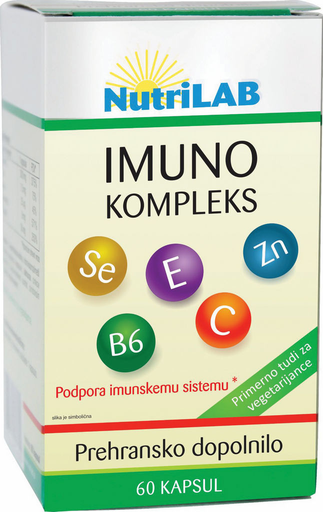 Prehransko dopolnilo Imuno kompleks