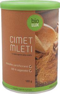 Cimet Bio Biolux v prahu, 120 g