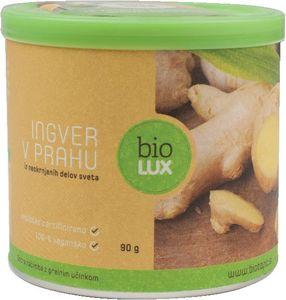 Ingver Bio Biolux, v prahu, 90 g