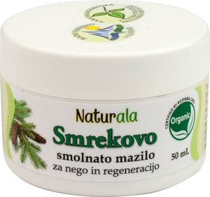 Mazilo Naturala, Smrekovo, 50 ml