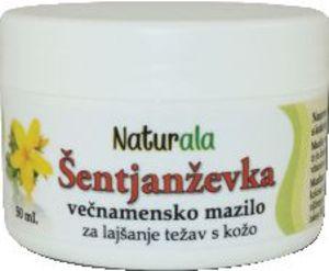 Mazilo Naturala, Šentjanževka, 50 ml