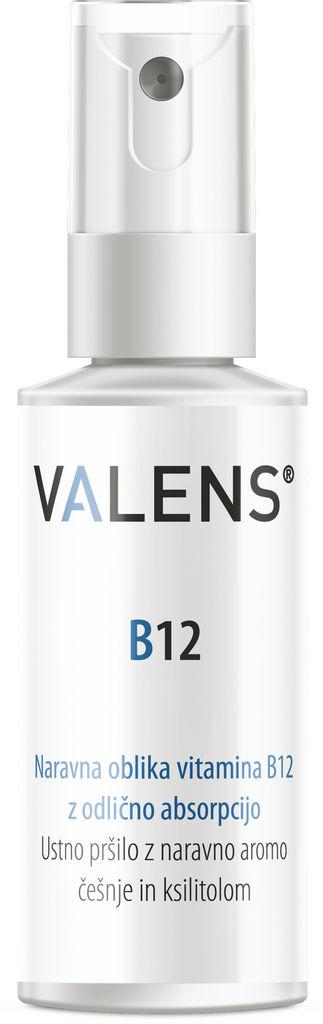 Prehransko dopolnilo, Vitamin B 12, pršilo