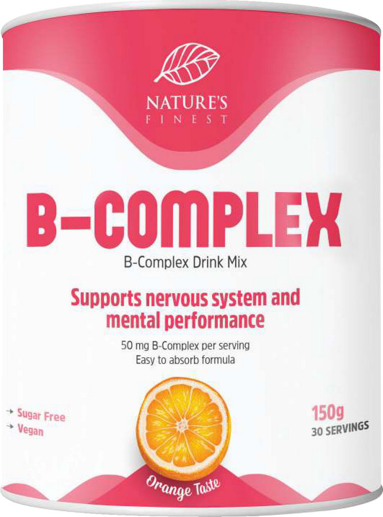 Prehransko dopolnilo B-complex drink mix, 150ml