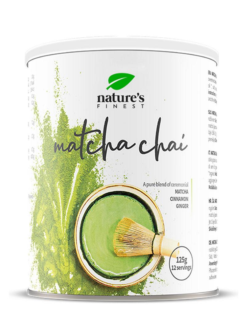 Napitek Bio Matcha chai, 125 g