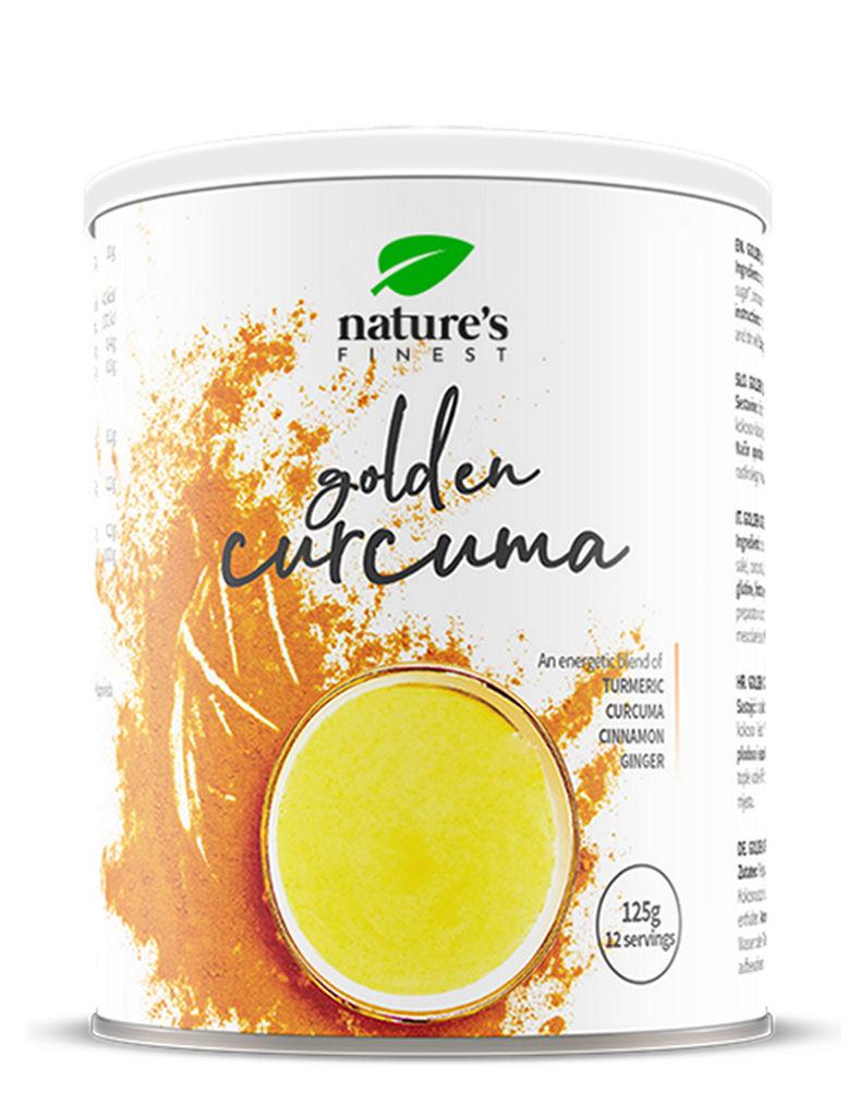 Napitek Bio Golden curcuma, 125 g
