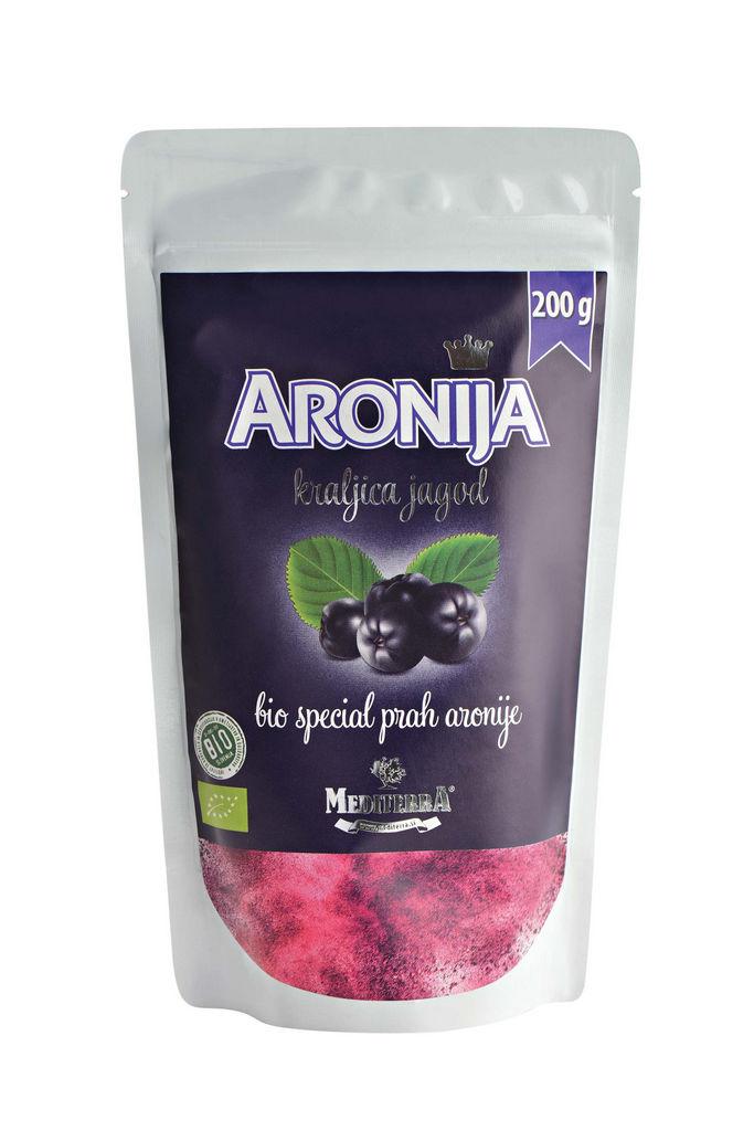 Aronija Bio special prah, 200g