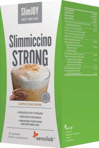 Prehransko dopolnilo Slimmiccino strong, 10/1