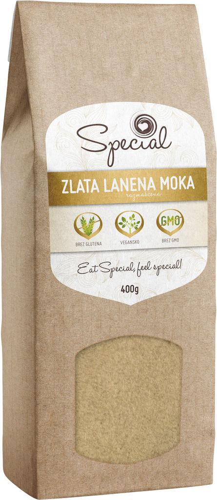 Moka Special, lanena zlata, 400 g