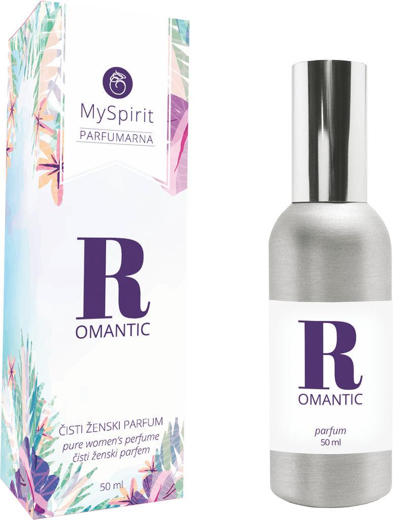 Parfum Myspirit, Romantic, 50 ml