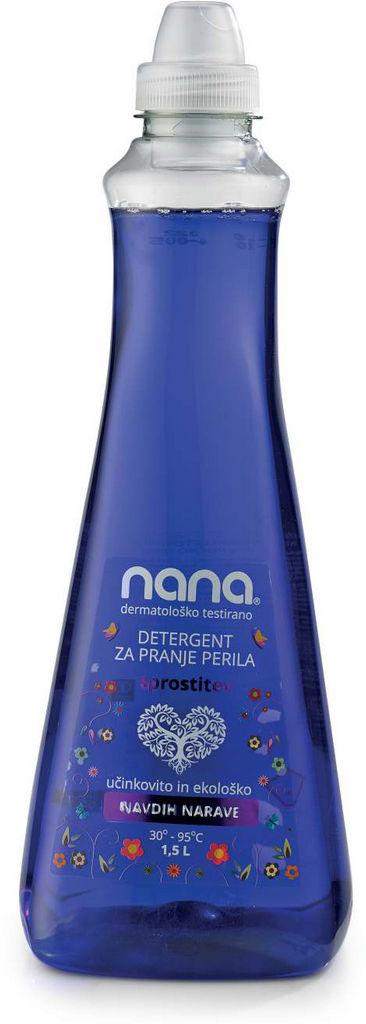 Detergent Nana za perilo, Sprostitev, 1.5l