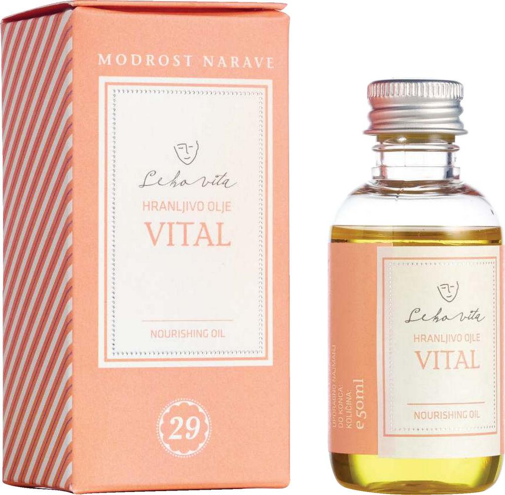 Olje Lekovita, Vital, hranljivo, 50 ml