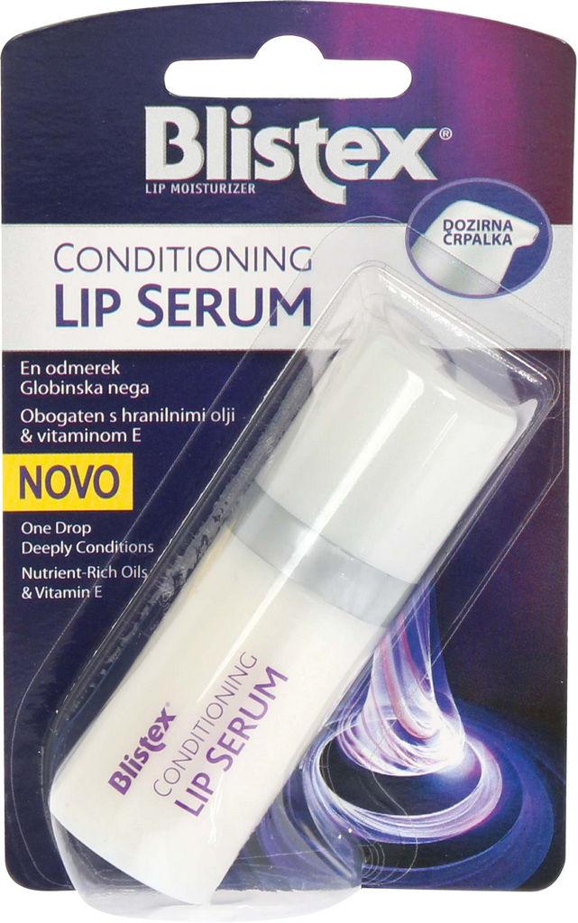 Lip balzam Blistex, Conditioning lip serum, 8,5ml
