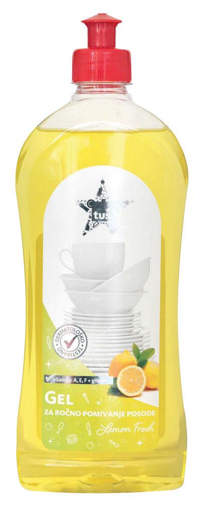 Detergent Tuš, gel, lemon fresh, 500ml
