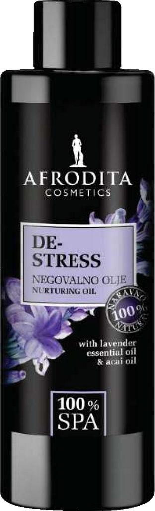 Olje masažno Afrodita, Antistres 100% SPA, 150 ml