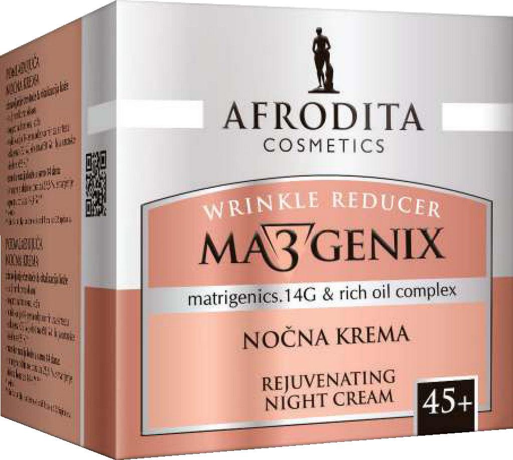Krema Ma3genix, nočna, 50ml