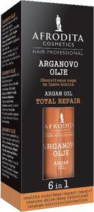 Olje za lase Afrodita, arganovo, 50ml