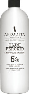 Peroxid, oljni, 6%, 400ml