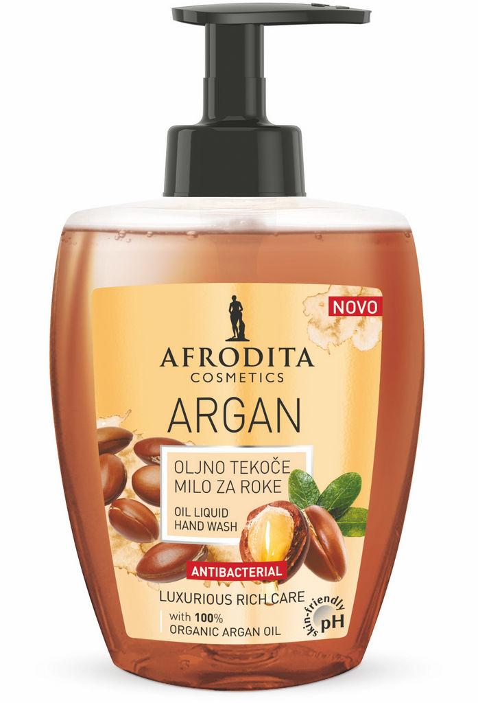 Milo Afrodita, Argan oljno tekoče, 300 ml