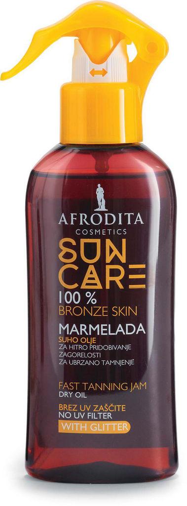 Olje suho Afrodita, Sun care sprej, 150 ml