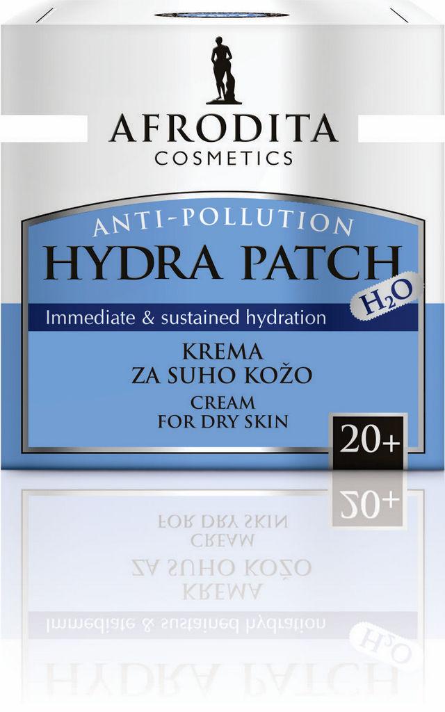Krema Hydra patch, suha koža, 50ml