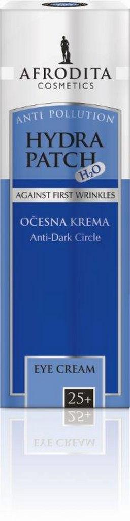 Krema očesna Afrodita, Hydra patch H2O, 15 ml