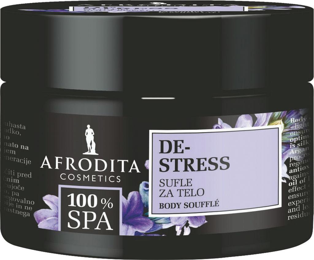 Maslo za telo 100 SPA, Body souffle anti stres, 200g