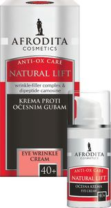 Krema Natural lift očesna, 15ml