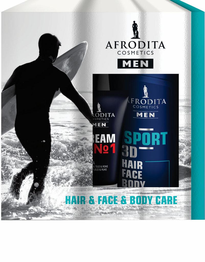 Darilni paket Afrodita, Men Sport