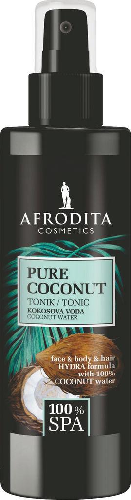 Tonik za telo Afrodita, 100% SPA Coconut, 150 ml