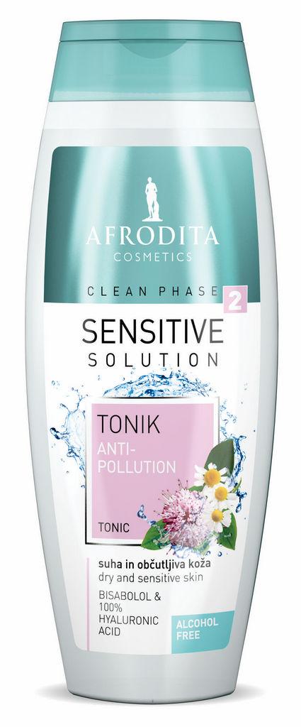 Čistilno mleko Clean phase, sensitive, 200 ml