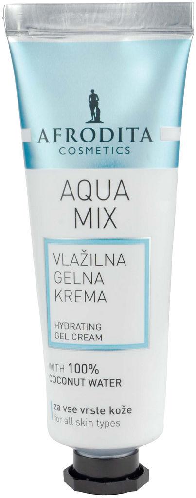 Krema za obraz Aqua mix vlažilna, 50ml