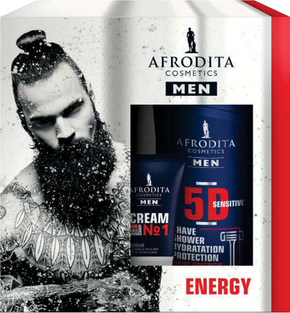Darilni paket Afrodita, Men Energy
