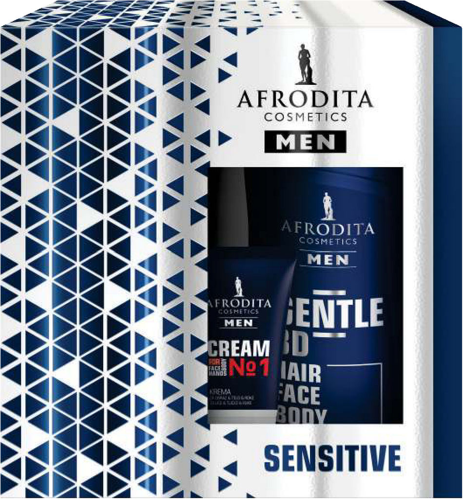 Darilni paket Afrodita, Men Sensitive