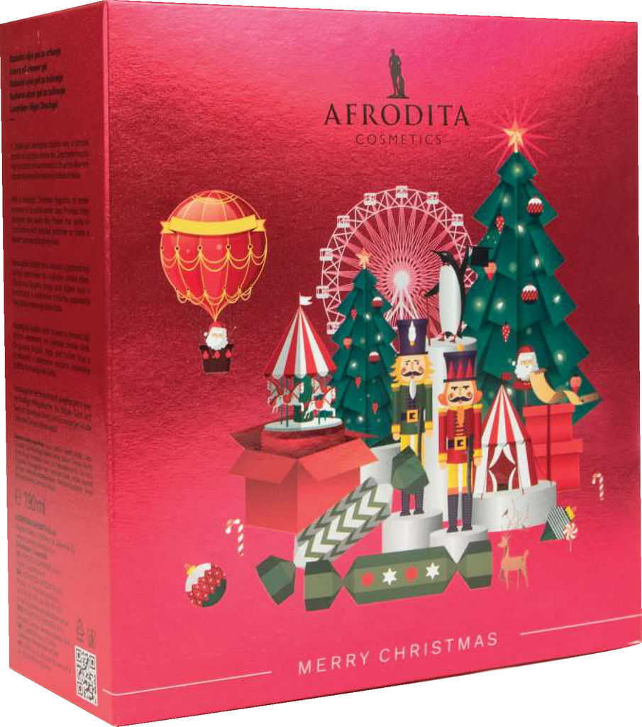 Darilni paket Afrodita, Christmas