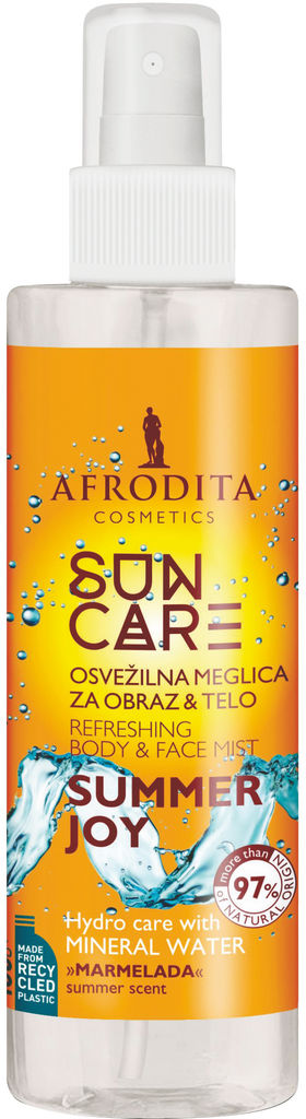 Meglica Afrodita, Sun Care, Summer joy, 150 ml