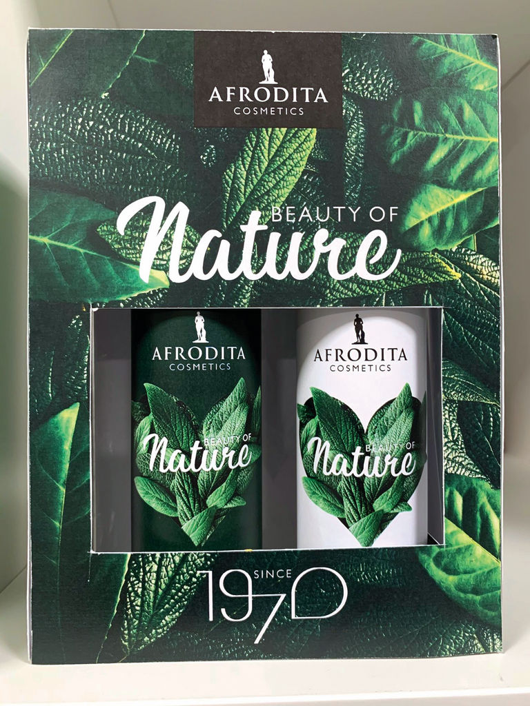 Darilni paket Afrodita, Beauty of Nature