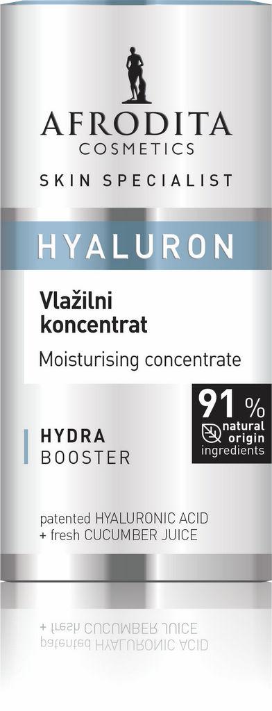 Koncentrat vlažilni SKIN SPECIALIST HYALURON, 30 ml