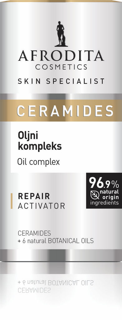 Kompleks oljni Skin specialist ceramides, 10 ml