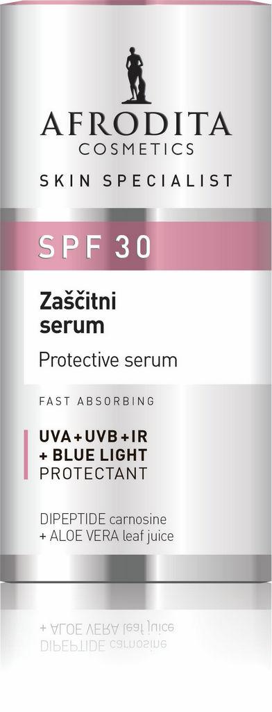 Serum zaščitni Skin specialist SPF 30, 30 ml