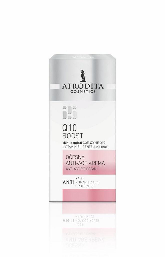 Očesna krema Q10 Boost, 15 ml
